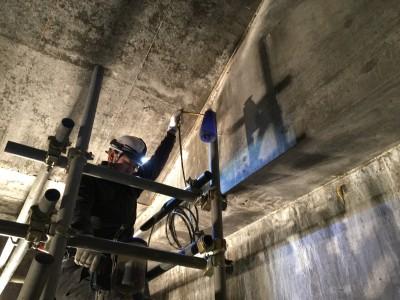 地下 漏水工事 雨漏り工事